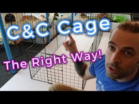 How to Make a Good C&C Cage