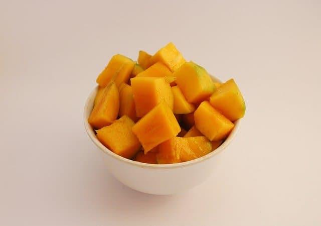 Mango for guinea pigs