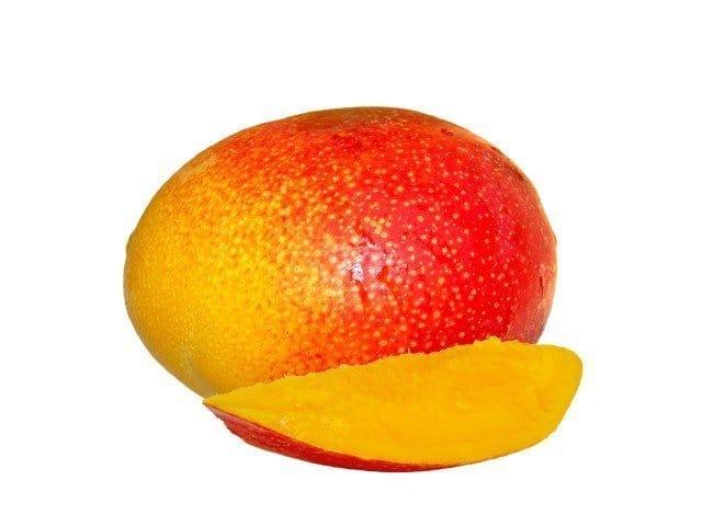 Mango slice for Guinea pig