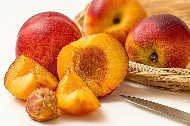 Peach for Guinea pigs