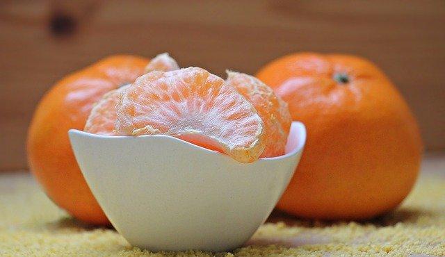 orange for guinea pigs