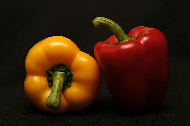 Are Bell peppers bad for guinea pigs?