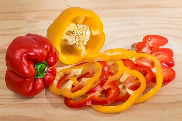 How To Prepare bell pepper for your Cavies?