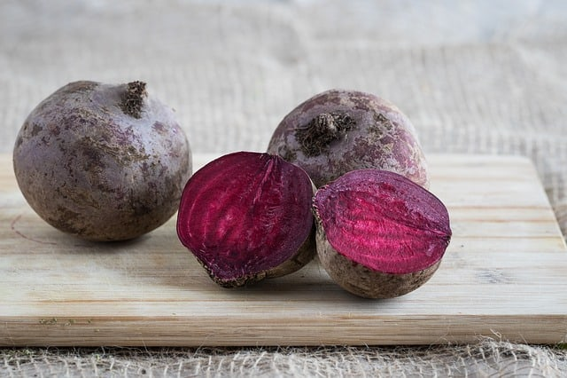 How often can guinea pigs eat beets?