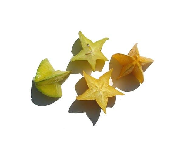 How much star fruit can our guinea pigs eat?