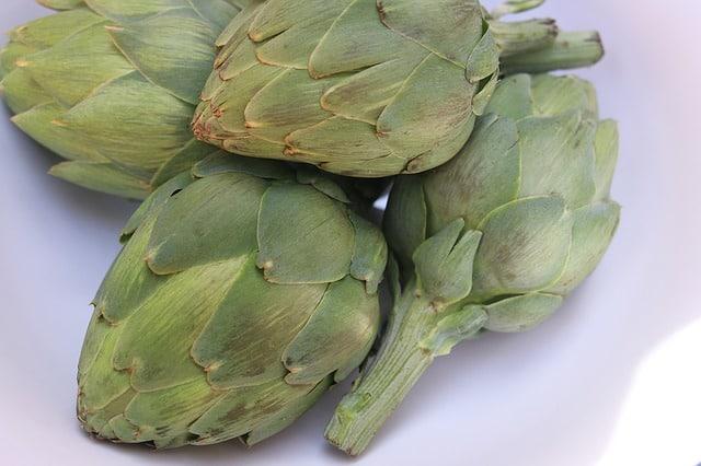 How to prepare artichoke for guinea pigs?