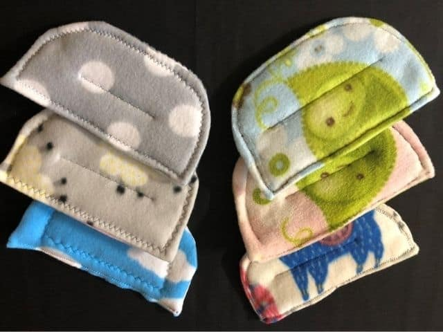 etsy Absorbent Fleece Drip Pads for Guinea Pigs